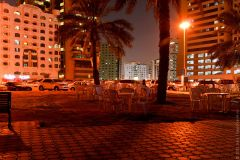 24 sharjah cafe