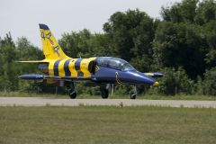 Baltic Bees L-39 YL-KSM on Kuban AirShow 2013 3739