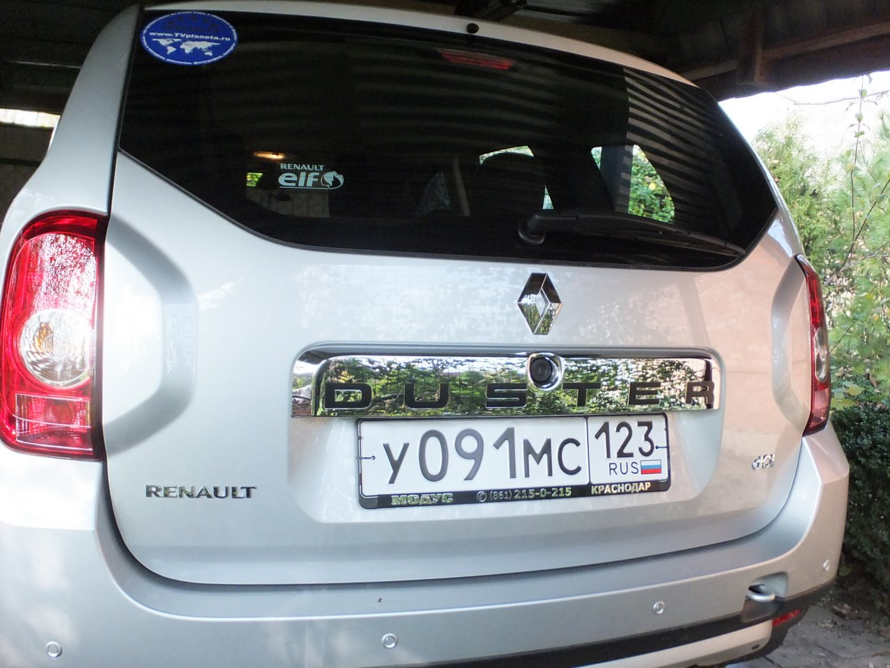Renault Duster 1.5 dCi (Рено Дастер)